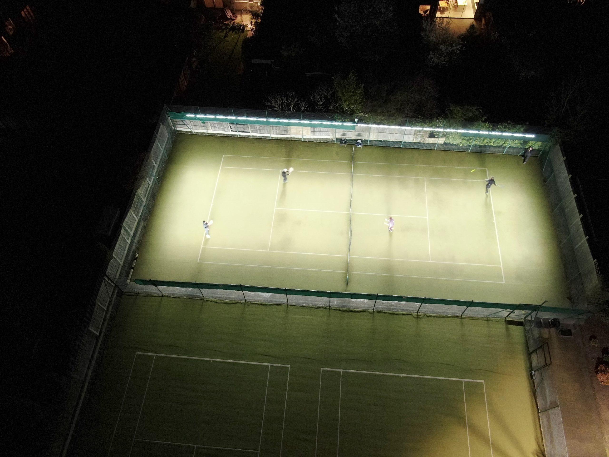 Our Lady of Muswell Tennis Club, United Kingdom